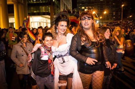 Mujeres trans en Uruguay.| Ovejas Negras