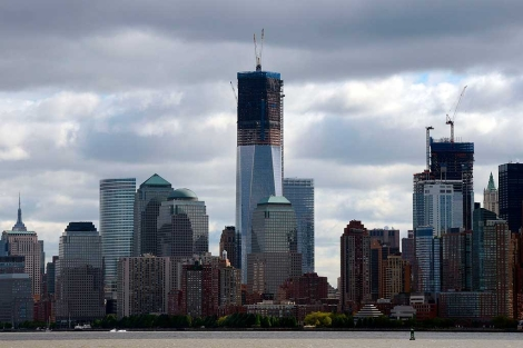 El One World Trade Center.| Afp