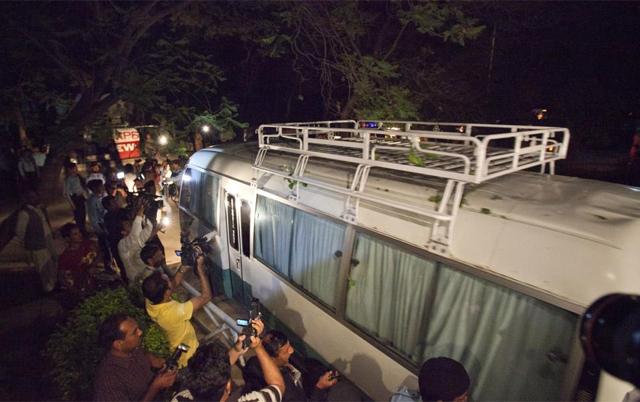 Familiares de Bin Laden, deportados de Pakistán a Arabia Saudí. | Reuters