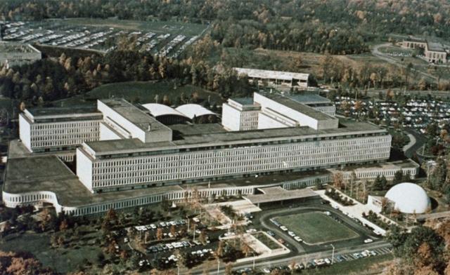 La sede de la CIA en Virginia, conocida como Langley. | Ap