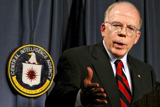 El ex director de la CIA, John McLaughlin.| Reuters