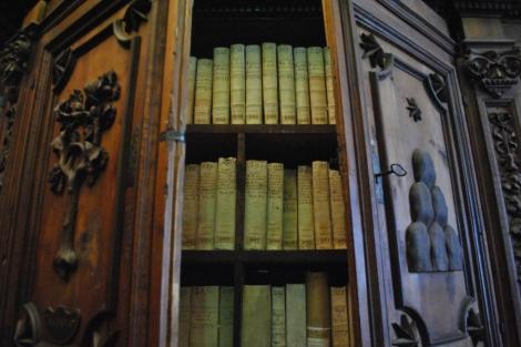 Archivo secreto del Vaticano.  EM
