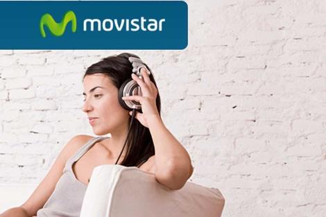 Imagen corporativa de Movistar tomada de su página web.