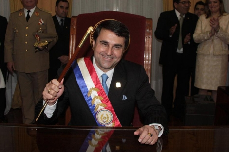 Federico Franco, nuevo presidente de Paraguay. | Afp