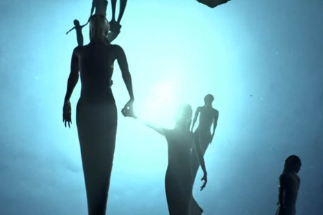 Imagen del documental emitido por Discovery Channel.