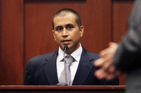 El presunto autor de la muerte de Trayvon Martin, George Zimmerman. | Reuters