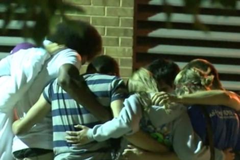 Imagen del exterior de un hospital de Aurora. | Captura de 9News.com