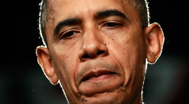 El presidente de EEUU, Barack Obama, durante su comparecencia tras la masacre.   Reuters