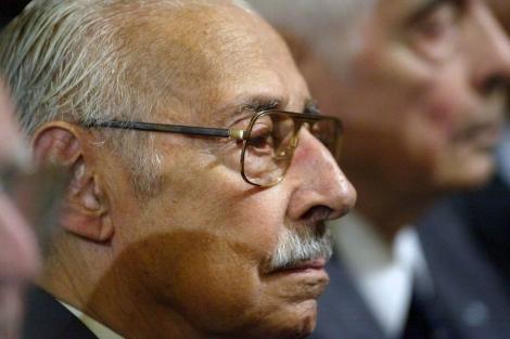 El ex dictador Rafael Videla. | Efe