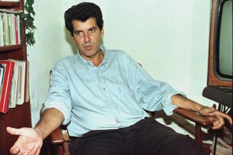 El disidente cubano, Oswaldo Payá.