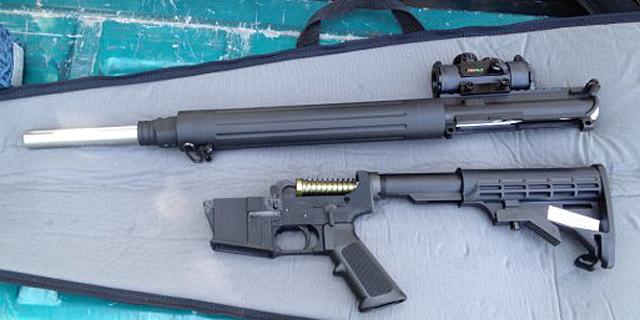 Imagen del arma casera. | 'Haveblue' / 'Popular Science'