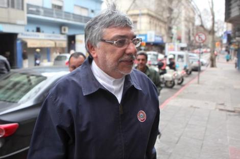 El ex presidente Fernando Lugo, hace unos días.| Efe