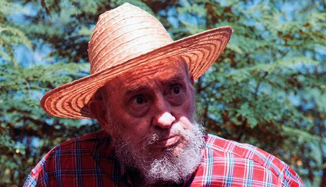 Una de las imágenes que Fidel Castro ha hecho públicas hoy. | Cubadebate