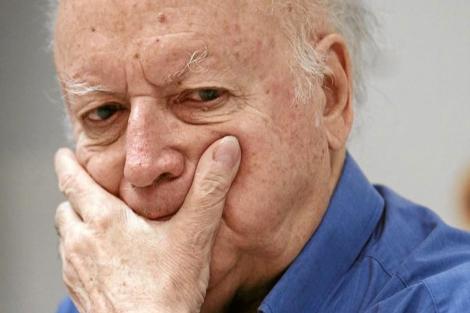 El escritor Jorge Edwards.| Ernesto Caparrós
