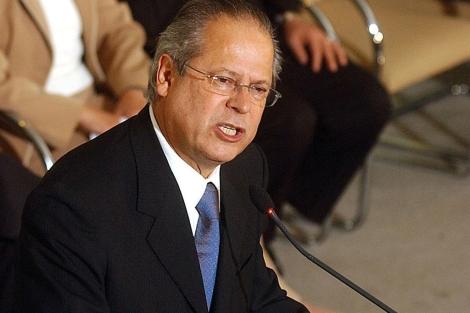 Fotografía del 21 de junio de 2005 de José Dirceu. | Efe