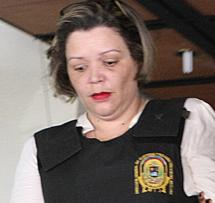 María Lourdes Afiuni.