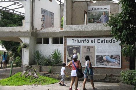 Recorriendo Los Escenarios De Pablo Escobar Colombia Elmundo Es