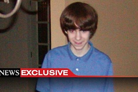 Imagen del asesino en el año 2005.