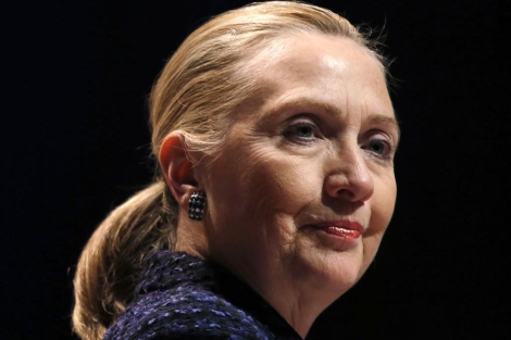 Hillary Clinton en una imagen reciente.  Reuters