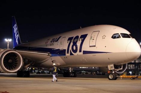 Uno de los Boeing 787 Dreamliner.| Reuters
