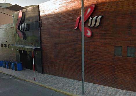 La discoteca Kiss antes del incendio.| Google Maps
