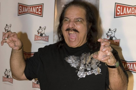 Ron Jeremy.| Reuters