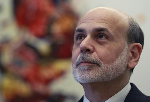 El presidente de la Fed, Ben Bernanke.   Reuters