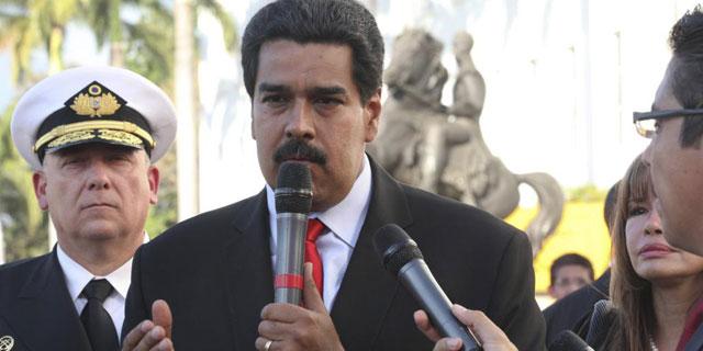 Nicolás Maduro habla a los venezolanos.| Efe