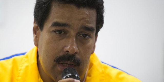 Nicolás Maduro durante la inauguración de un CDI.