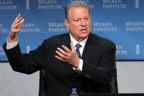 El ex vicepresidente y candidato demócrata en 2000, Al Gore. | Reuters