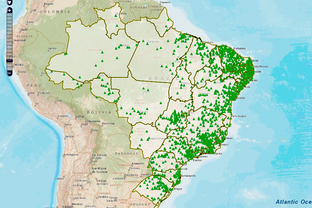 Provab de 2012 del Ministerio de Salud de Brasil. | E:M