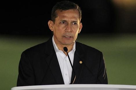 Ollanta Humala. | Reuters