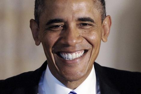 Obama, celebra el Día del padre hoy, 14 de junio. | Efe