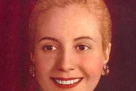 Evita Perón.| El Mundo