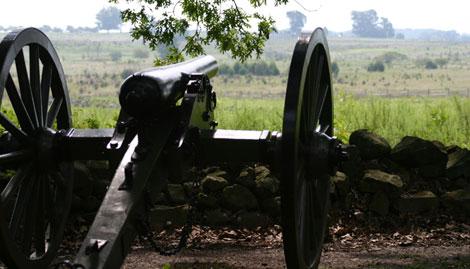 El parque de Gettysburg hoy.| Juan Antonio Tirado