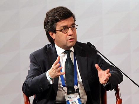 El presidente del BID, Luis Alberto Moreno.   Efe
