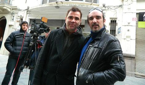 Sergio y Rodrigo.  D.C.