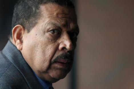El coronel salvadoreño, condenado en EEUU por un delito de inmigración. | Efe