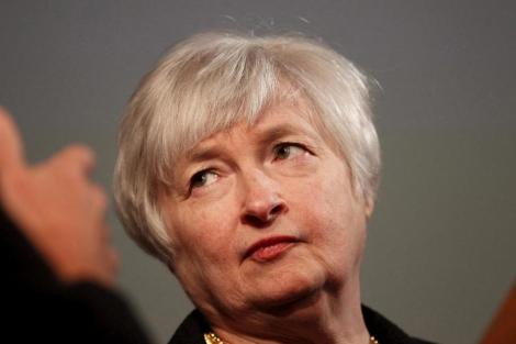 Janet Yellen, vicepresidenta de la Fed y favorita para suceder a Bernanke. | Reuters