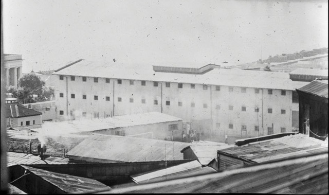 Prisión estatal de Valparaiso, Chile. | Amnistía Internacional