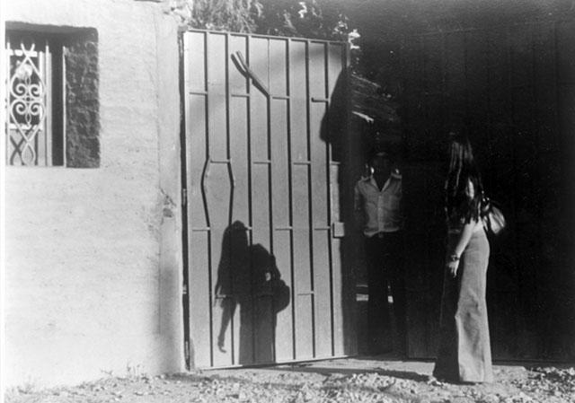 Entrada al centro de torturas de Villa Grimaldi. | Aministía Internacional