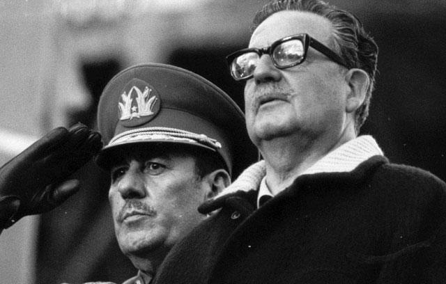 Fotograma del documental 'Salvador Allende', de Patricio Guzmán.