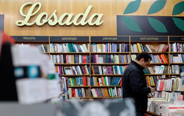 La sede de la editorial Losada en Buenos Aires. | Efe