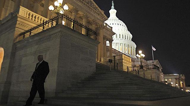 Imagen del Capitolio de Washington DC. | Reuters