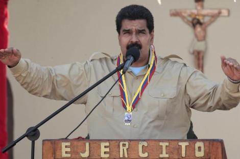El presidente venezolano, Nicolás Maduro.   Reuters
