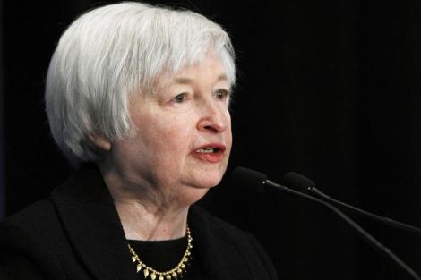 Janet Yellen.   Reuters
