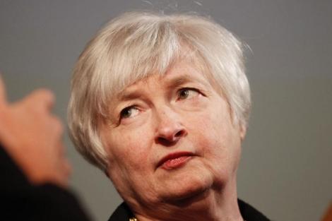 Yellen, en una imagen de noviembre de 2012. | Reuters