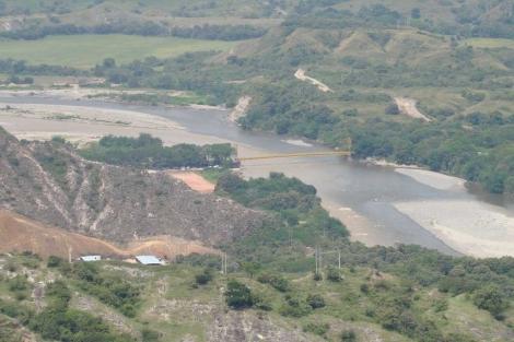 La cuenca del río Magdalena.| Salud Hernández Mora