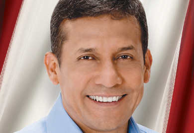 Ollanta Humala.</a>