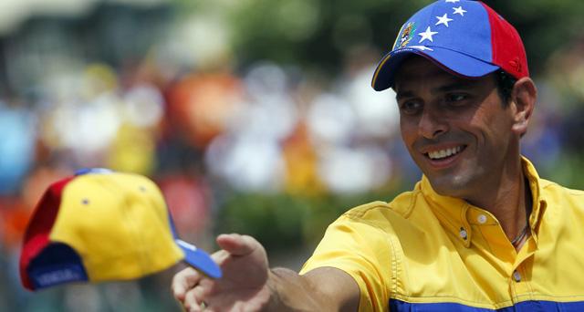 Henrique Capriles   ELMUNDO.es